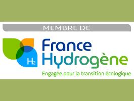 Barriquand membre de l'association France Hydrogène